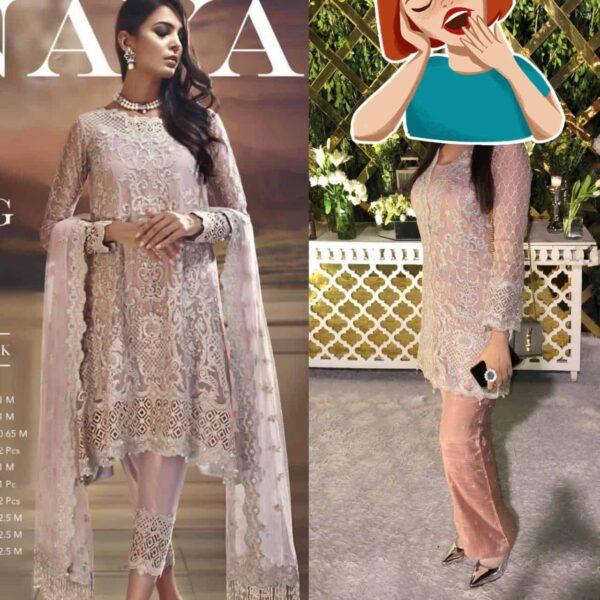 Online Stitching Service Low Range Pakistani Suits