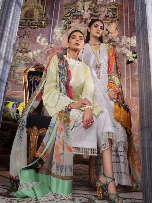 Sana Safinaz Muzlin Vol 2 - 2019- Original