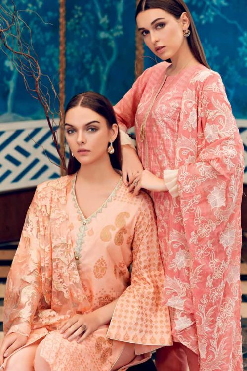Gul Ahmed Premium Luxury Collection - Original
