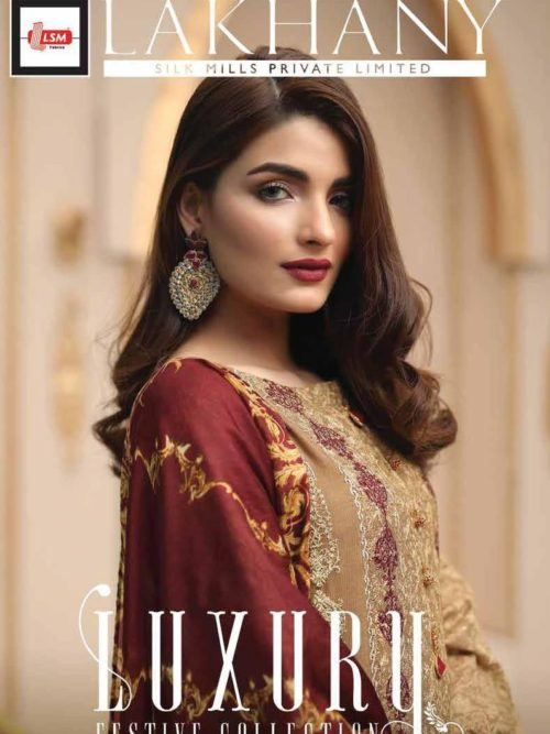LSM Luxury Festive Eid Collection - Original