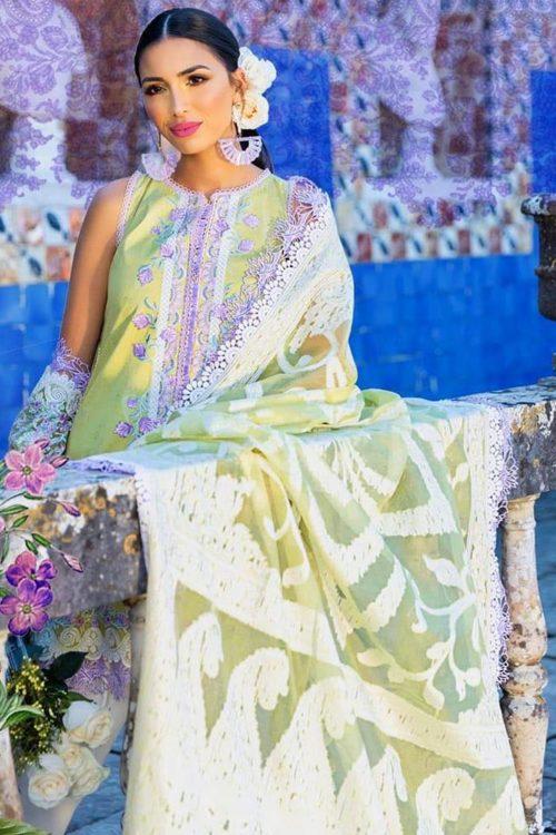 Farah Talib Aziz Lawn 2019 - Original