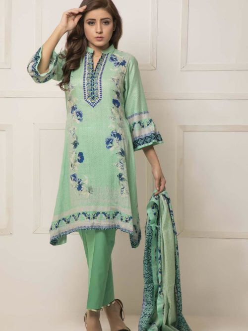 Rangreza Lawn Vol 1 by Z.S. - Original