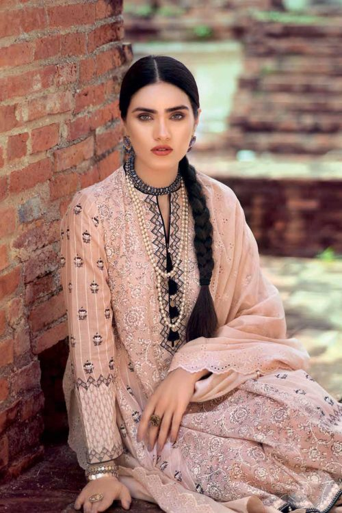 Gul Ahmed Lawn 2019 -Summer Essentials - Original