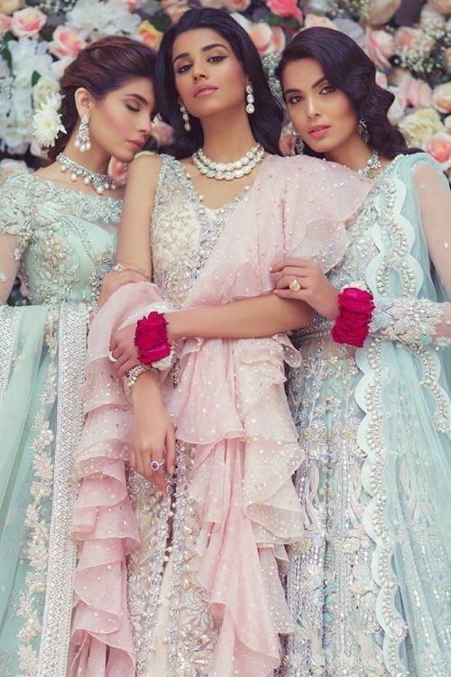Pakistani Original Designer Bridal Dresses - Original