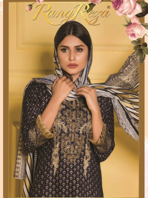 Rangreza Designer Embroidered Collection - Original