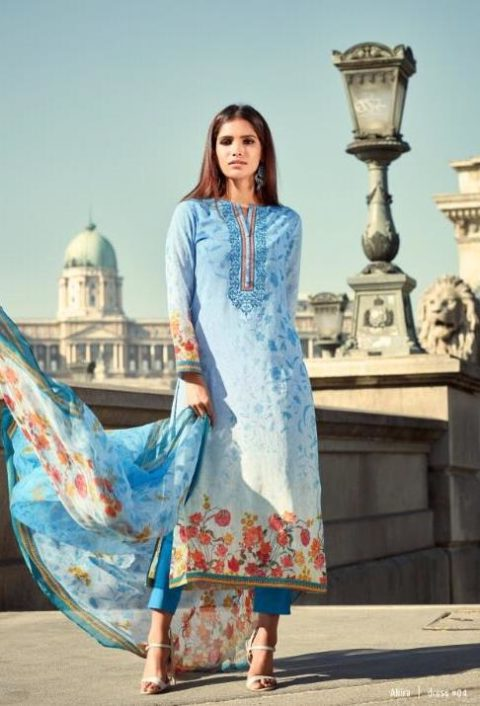 Salwar Kameez : Integral Part of Indian Ethnic Clothing