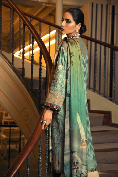Elan Festive Eid 2018 EF-03 (IREM) – Pakistani Suits on Sale