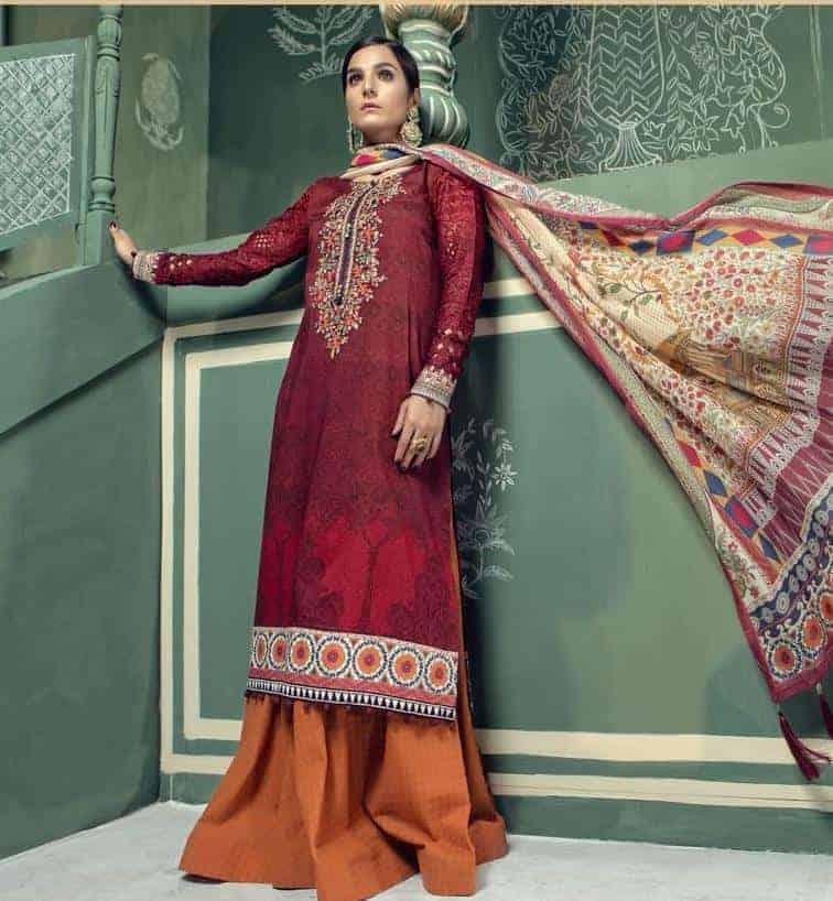 Salwar Suit for Interview