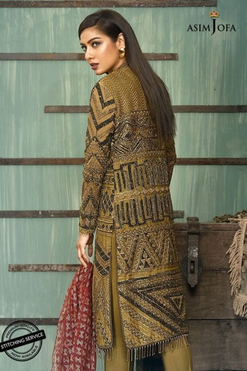 Asim Jofa Signature Series – Pakistani Designer Dress Restocked Best Sellers Restocked Asim Jofa Signature Series