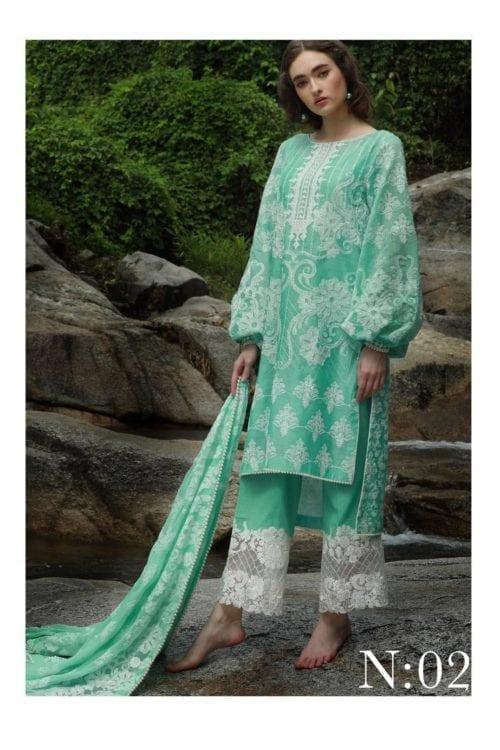 Charizma Chenille Vol 2 CH-14 Best Sellers Restocked best salwar suits online