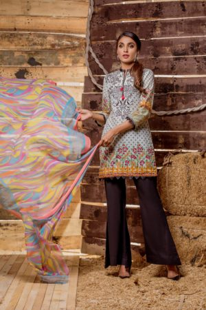 Sahil Mid Summer Restocked Ready to Ship Lawn Dupatta Suits