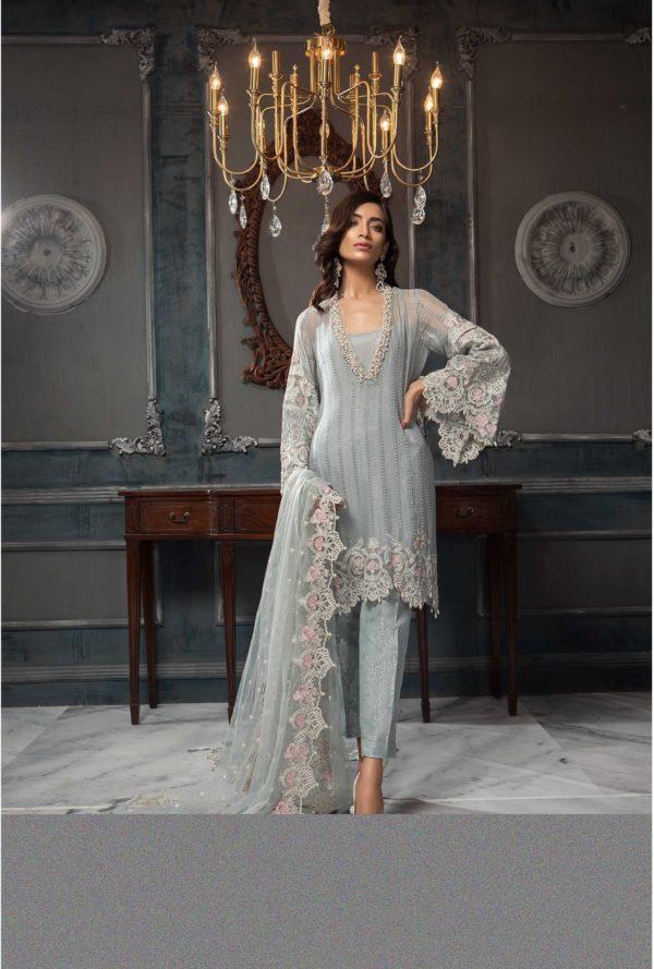 Aayra Festive Chiffon – Pakistani Suit CC-V3-D4 RESTOCKED – HOT – RELISTED / RESTOCKED