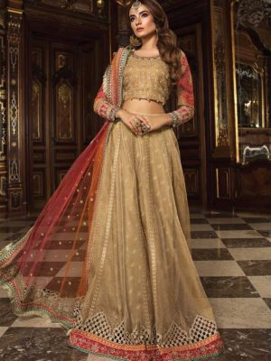 Sheer Ultimate Luxury Festive Edition Sheer Ultimate Luxury Festive Edition - Original Chiffon Dupatta Salwar Suit