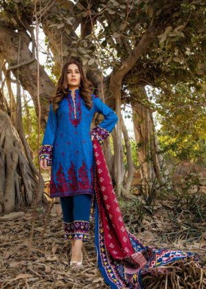 Sahil Designer Cotton Embroidered Suit – Volume 3 Ready to Ship Ready to Ship - Original Pakistani Suits