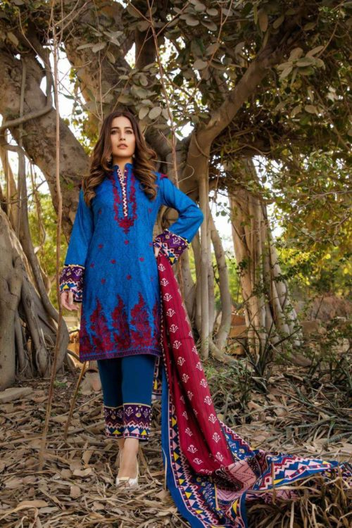 Sahil Designer Cotton Embroidered Suit – Volume 3 Best Sellers Restocked eid shopping