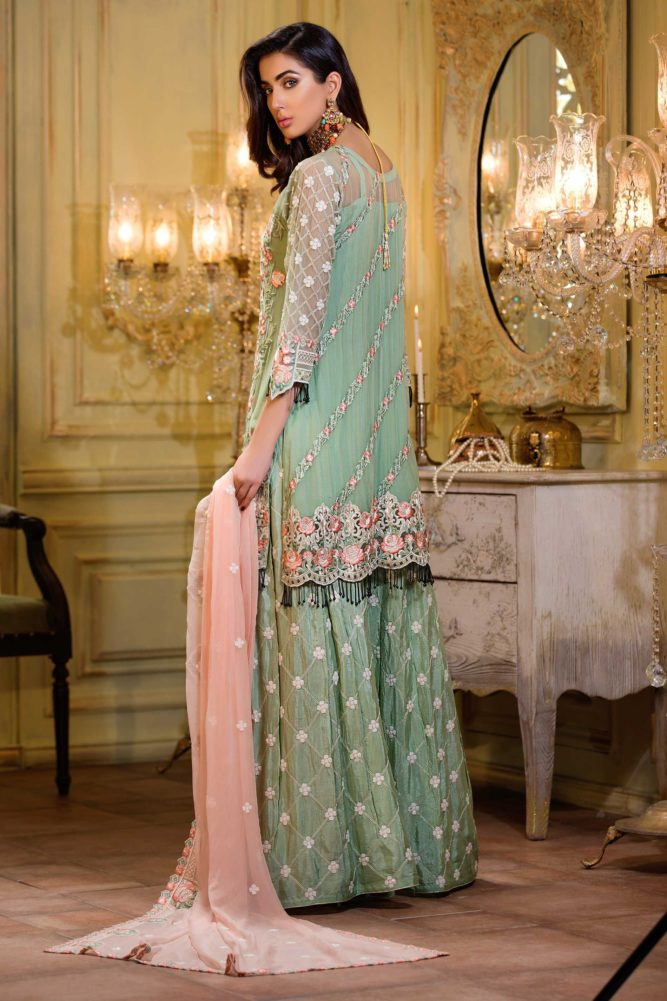 Emerald ll Chiffon Collection by Yatashi – Wedding Edition RESTOCKED