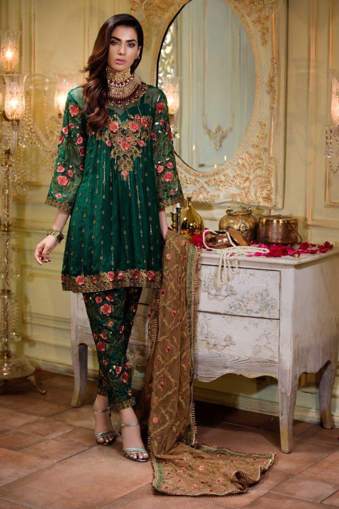 Emerald ll Chiffon Collection by Yatashi – Wedding Edition RESTOCKED!