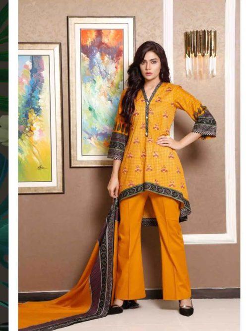 sahil embrodiered lawn pakistani suit (5)