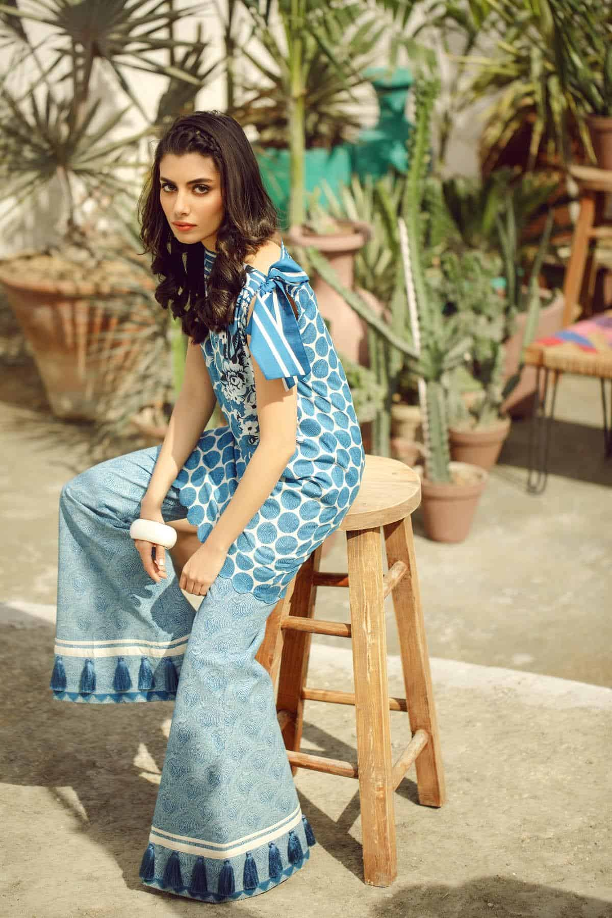 Spring Summer Collection Pakistani Suits