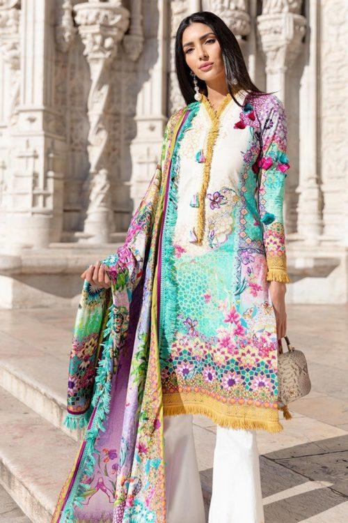 Farah Talib Aziz Lawn 2019 RESTOCKED Best Sellers Restocked best pakistani suits collection