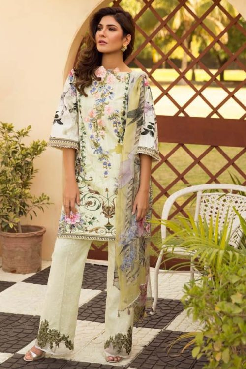 Firdous Embroidered Exclusive Lawn Collection RESTOCKED