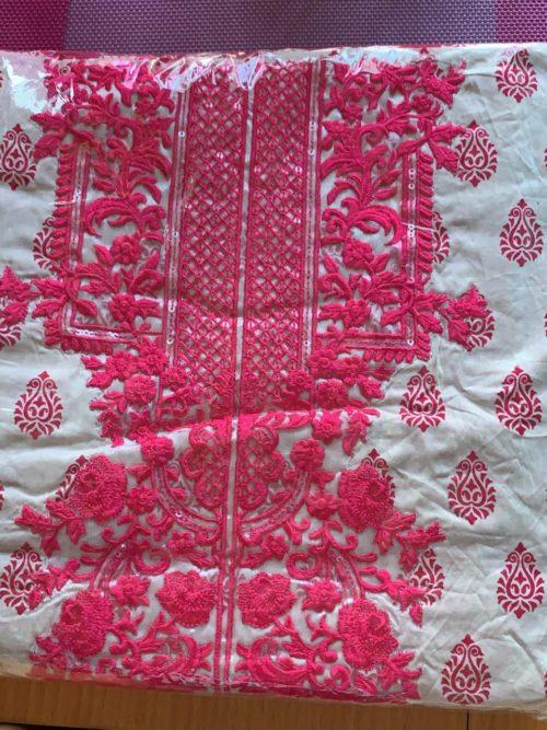 Bin Saeed Embroidered Lawn (2)