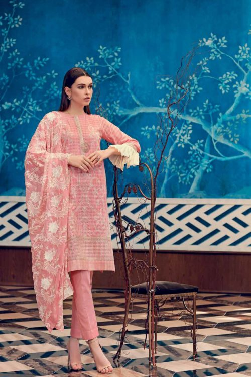 Gul Ahmed Premium Luxury Collection PM271