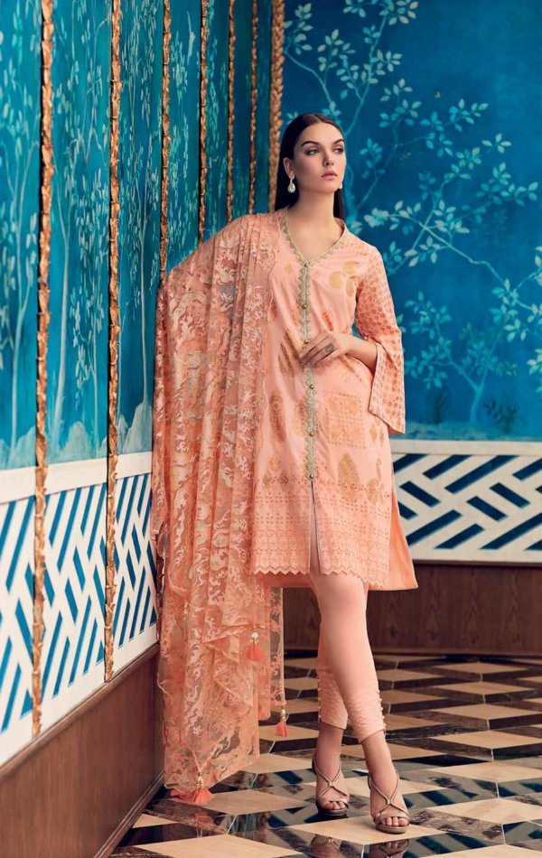 Gul Ahmed Premium Luxury Collection PM252 Gul Ahmed [tag]
