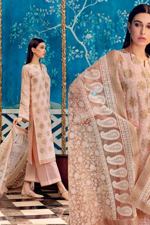 Gul Ahmed Premium Luxury Collection PM256