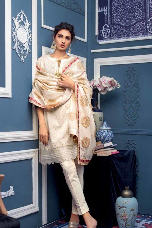 Gul Ahmed Premium Luxury Collection MJ06 RESTOCKED