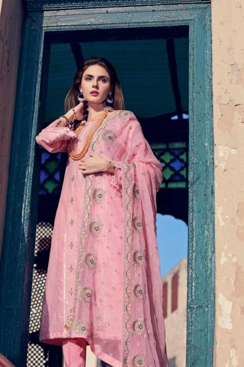 Gul Ahmed Premium Luxury Collection PM273