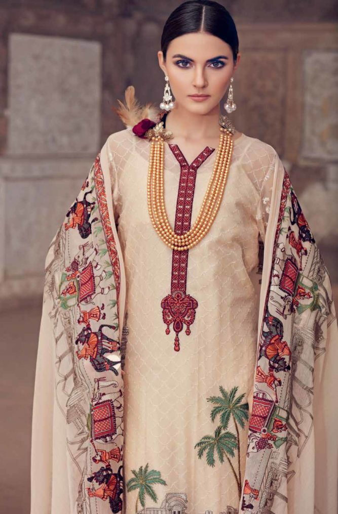 Gul Ahmed Premium Luxury Collection LE05 Gul Ahmed [tag]