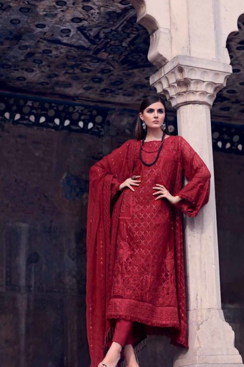 Gul Ahmed Premium Luxury Collection LE01