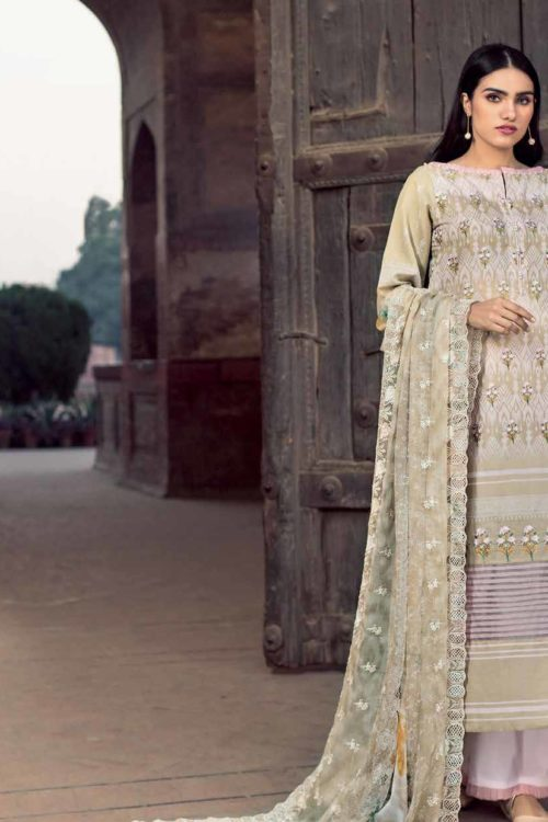 Gul Ahmed Premium Luxury Collection CT255