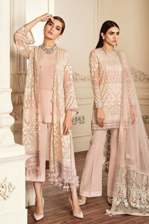 Baroque Chantelle Embroidered Chiffon Collection Vol 5