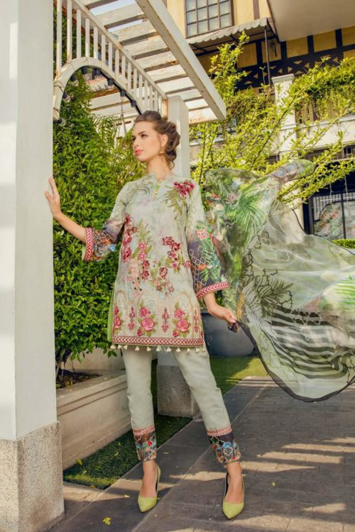 Maryum & Maria Premium Lawn