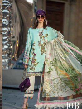 *On Sale* Sana Safinaz Luxury Lawn'19 10B RESTOCKED eid shopping