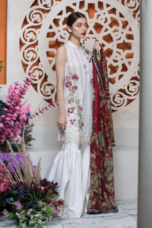 Aayra Luxury Lawn 2019