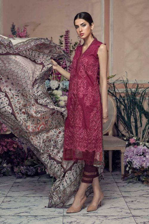 Aayra Luxury Lawn 2019 RESTOCKED