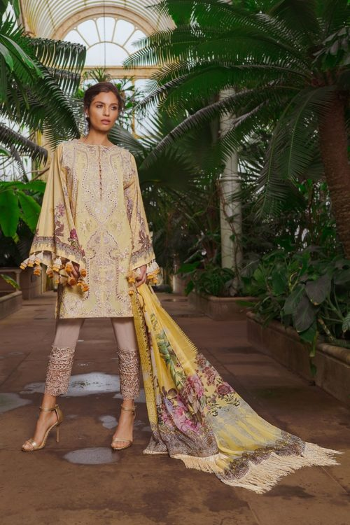 Sobia Nazir Sobia Nazir Lawn 2019 12B RESTOCKED best pakistani suits collection