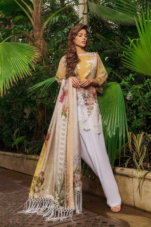 *On Sale* Sobia Nazir Lawn 2019 9A RESTOCKED Lawn Dupatta Salwar Suits