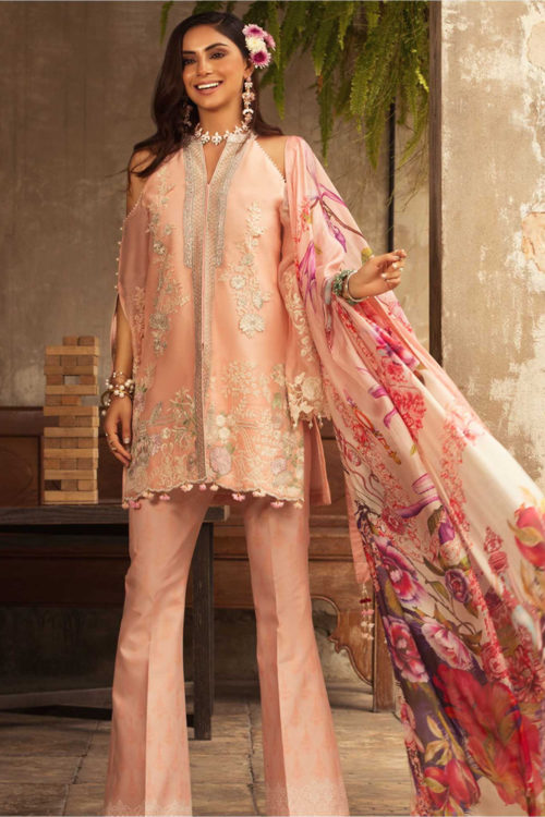 Noor by Saadia Asad Luxury Lawn 2019
