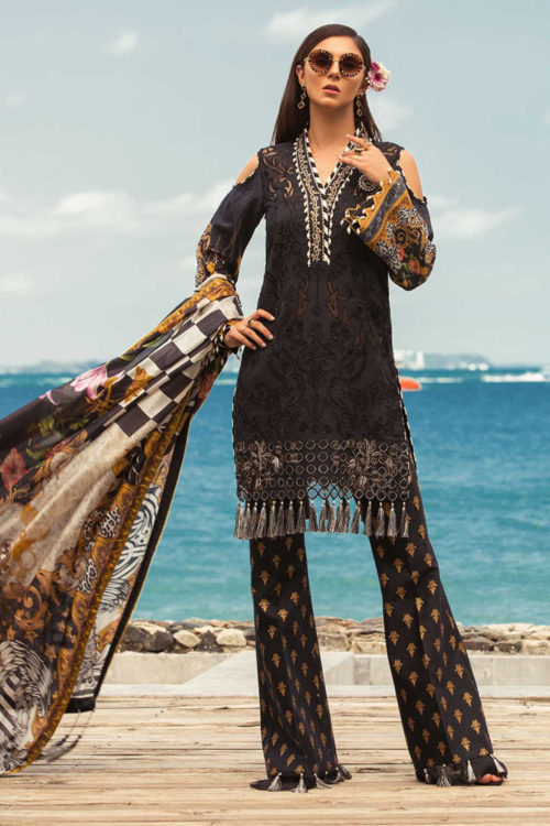 Noor by Saadia Asad Luxury Lawn 2019 RESTOCKED