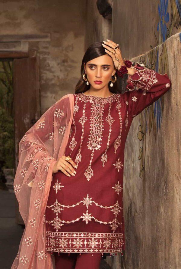 Noor by Saadia Asad Luxury Lawn  –  RESTOCKED! *1 UP