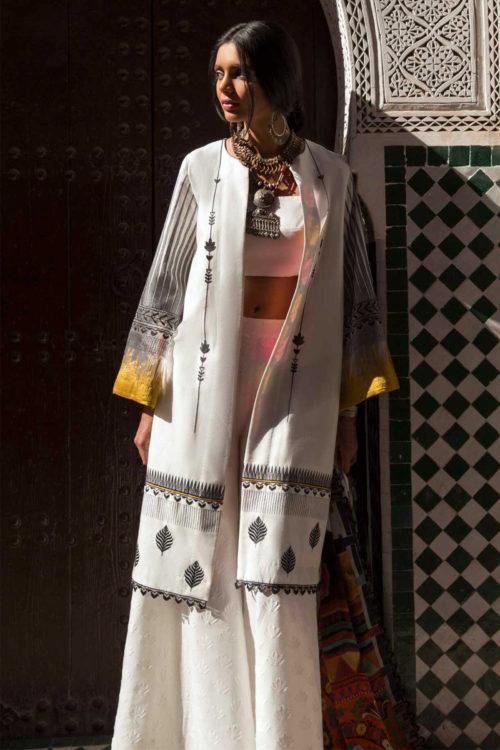 Zara Shahjahan Lawn 2019 - Original Zara Shahjahan Lawn 2019 MARRAKESH-A RESTOCKED Hottest Designs - Restocked