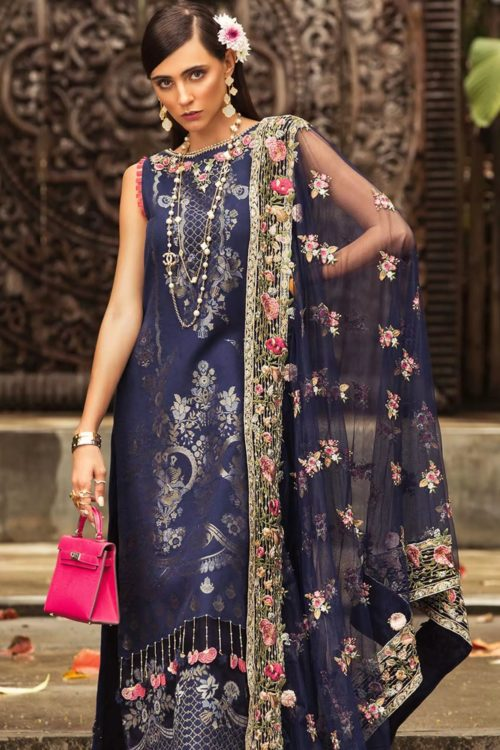 Noor by Saadia Asad Luxury Lawn 2019 RESTOCKED!