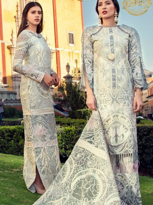 Mushq Luxury Lawn 2019 - Original