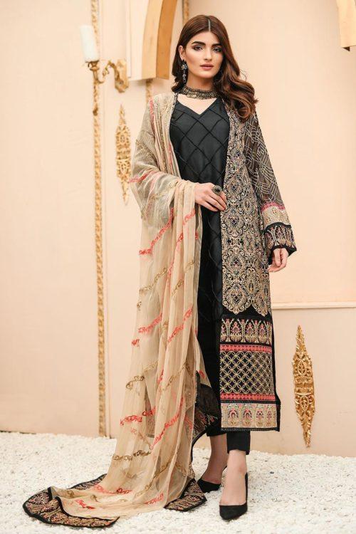 LSM Luxury Festive Eid Collection LFC-5002 RESTOCKED
