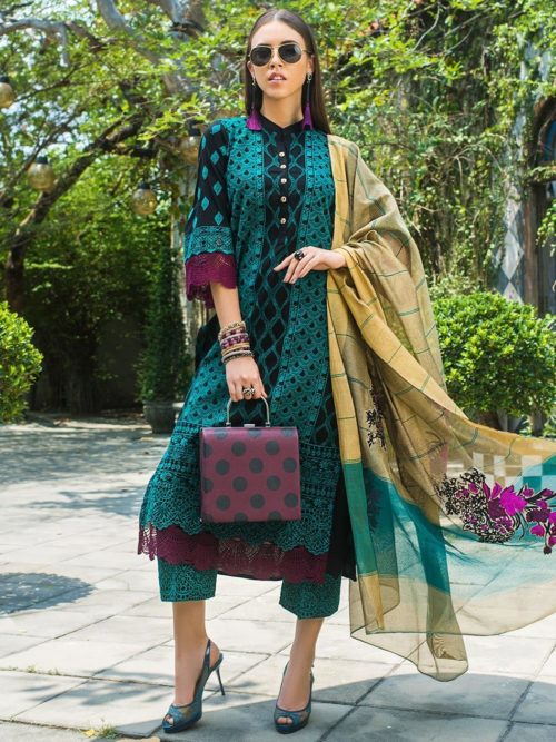Zainab Chottani Chikankari Eid Festive - Original