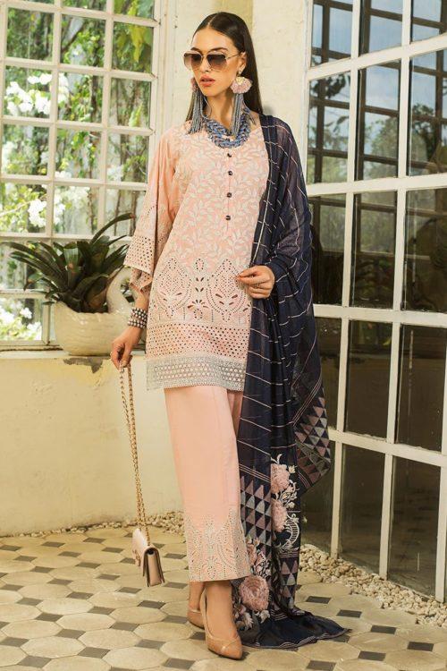 Zainab Chottani Chikankari Eid Festive Pakistani Suit
